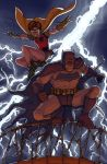 The Dark Knight Returns in Color by Jorell-Rivera