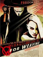 W for Weaving by Agent-Spiff
