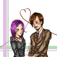 Tribute to Tonks and Remus by steffichocoholic