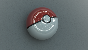 Lost Pokeball by thediamondsaint