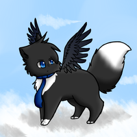 Cas Kitty by Feather482322