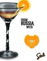 From Russia With Orange Love by doodleplex
