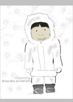Snow Boy by charming-uae