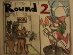 ToR-Round 2 Cover- Santin by Huntertallonian