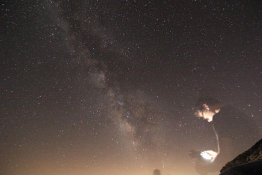 Star Man -- Red Rock, CA by persomatey
