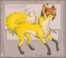 : DUUUUDE : by flosh