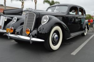 1938 Lincoln K Series VII by Brooklyn47