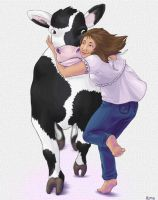 I love moocows by thewavertree