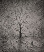 Wasteful son - Ash tree by transe