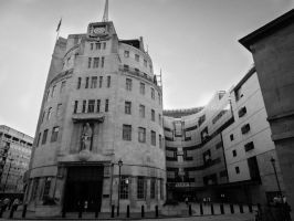 BBC Broadcasting House by serefisler