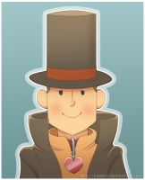 Collared Layton for Zillabean by Nyaasu
