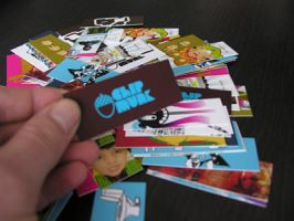 We love moo cards by madebychipmunk