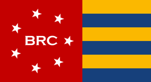 BRC - flag, GA by Neethis