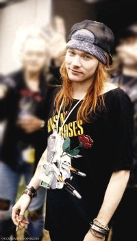 Axl Rose ID by fuckyeahgunsnroses