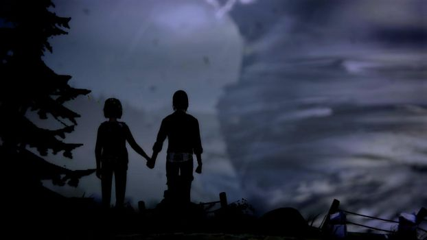 You And Me Against The Storm by aom777