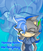 B-day Gift-Shadow Addie by CharCharCommish