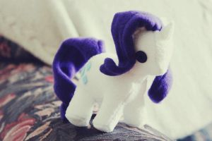 My little pony- Rarity- for sale by Kazeki-chan
