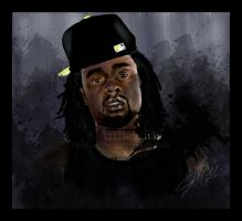 Wale by futuristicstyle