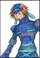 Tron Sora for i4gotmymanga by HolyDemon