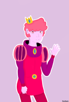 Prince Gumball by Gochure