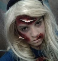 Alice In Horrorland  wip, by bluebrids