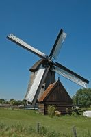 Windmills near Alkmaar_006 by BlokkStox