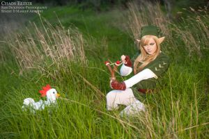 Lady Link V by Samii-Doll