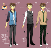 Hiro Reference Sheet by rochichan