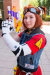 Gaige- Packing a Maliwan by TheEvilestTeddy