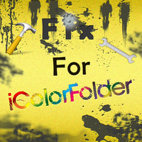 Fix For iColorFolder by gokool