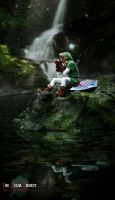 The Zelda Project: Forest Song by Adella