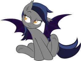 Echo the Bat Pony 13 by Zee66