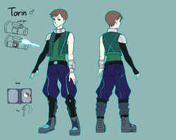 Torin Reference by Alichee