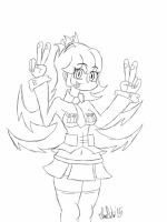 Filia Doodle by TheIransonic