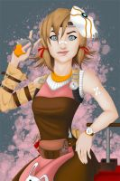 Tiny Tina by Indy-Lytle