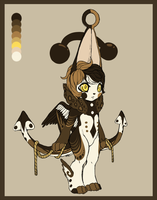 Anchor bunny design by Kemikel
