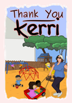 Thank You Kerri by doctormo