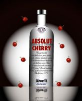 ABSOLUT CHERRY by Alphee