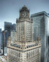 Jewelers Building from Hotel71 by spudart