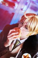 APH - USA - Alfred F. Jones 03 by Megane-Saiko