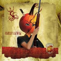 Surrogoat CD cover by luix