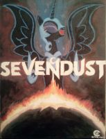 Sevendust+Nightmare Moon - Black Out The Sun by Da--Master