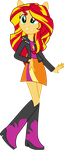Equestria Girls: Sunset Shimmer by TheShadowStone