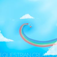 Equestrian Creation Album Art by BlueDragonHans