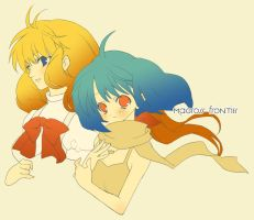 Sheryl and Ranka again by airmi