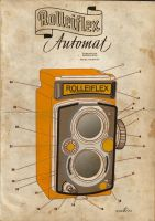 rolleiflex camera by ArmandOrez