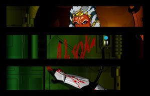 Ahsoka's Revenge Part 2 by The-First-Magelord