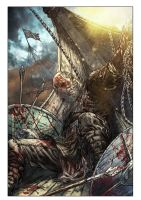 Vikings : Uprising #1 Page 1 by kevinenhart