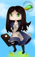 Alice Madness Returns by Reneehere