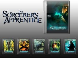The Sorcerer's Apprentice DVD by anamahmoud